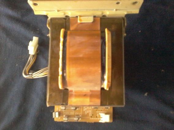 Placa + Transformador Som Jvc Ca-mxgt80 100% Boa