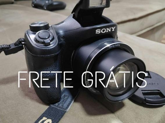 Filmadora /câmera Foto Profissional. 16.01 Mpx. Frete Grátis