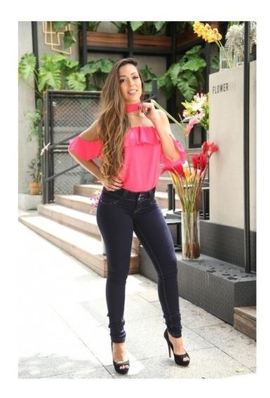 Calça Jeans Darlook Lançamento Ref.35588