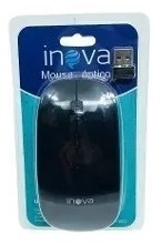 Mouse Sem Fio Wireless Inova 6926