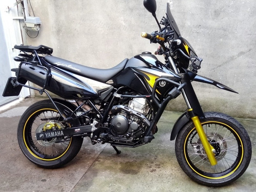Imagem 1 de 8 de Yamaha Xtz 250 X Lander 250 X  Motard