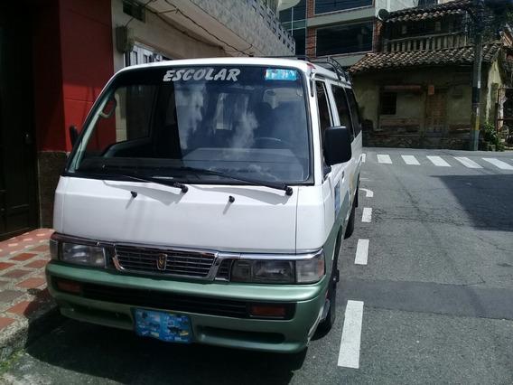 Nissan Urvan Full 1998