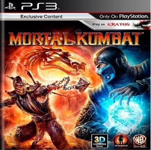 Mortal Kombat 9 Ps3 Envio Rapido