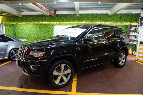 Imagen 1 de 14 de Jeep Grand Cherokee Limited 2016 Blindada