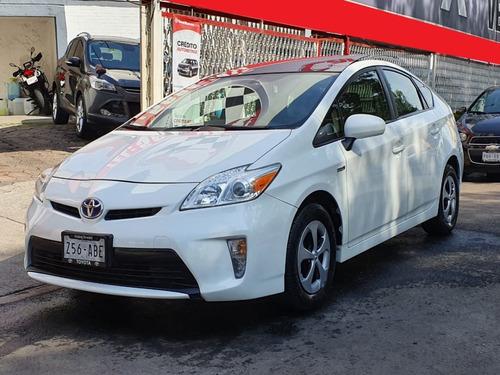 Imagen 1 de 15 de Toyota Prius 2015 Premium Qc Piel Factura De Agencia!!