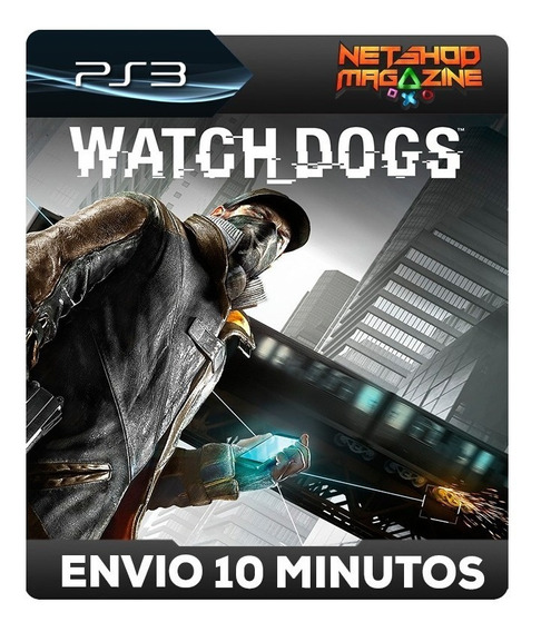 Watch Dogs - Português - Psn Ps3 - Oferta - Pronta Entrega