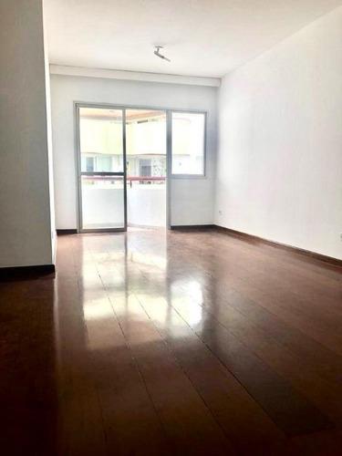 Apartamento Com 3 Dormitórios À Venda, 78 M² Por R$ 750.000,00 - Perdizes - São Paulo/sp - Ap26707