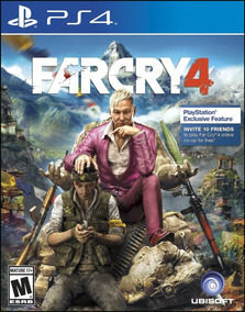 Far Cry 4 - Ps4 - Pronta Entrega!
