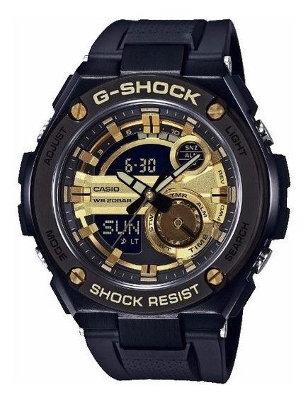 Relógio Casio G-shock Digital/analógico Gst-210b-1