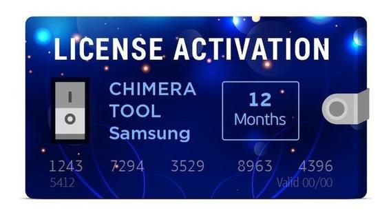 Chimera Tool Samsung (365 Días)