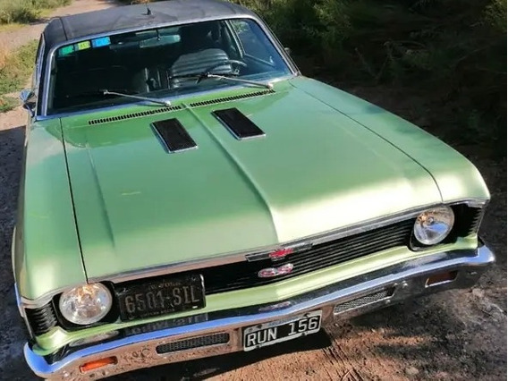 Chevrolet Chevy Coupe Ss