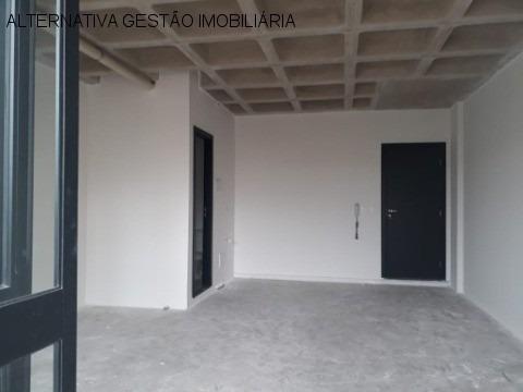 Sala Comercial Em São Paulo - Sp, Vila Leopoldina - Slv0236