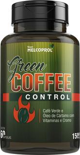 Green Coffee Control - 60 Capsulas De 1500 Mg