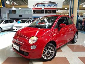 Fiat 500 Cult 1.4 Flex Dualogic 2012 Completo Novíssimo!