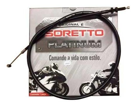 Cabo De Acelerador A + B Z750 04/12 Z1000 03/15 Soretto