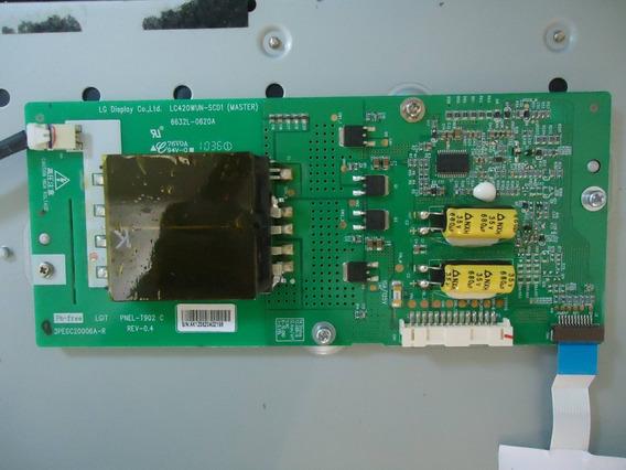 Placas Inverter Tv Lcd Panasonic Tc-l42s20b, Master E Slave
