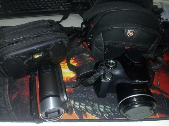 Canon Powershot Sc30is