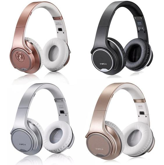 Fone De Ouvido Bluetooth Sodo Mh1 Nfc Volume Extra