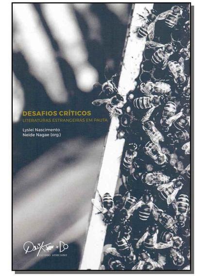 Desafios Críticos - Literaturas Estrangeiras Em Pautas