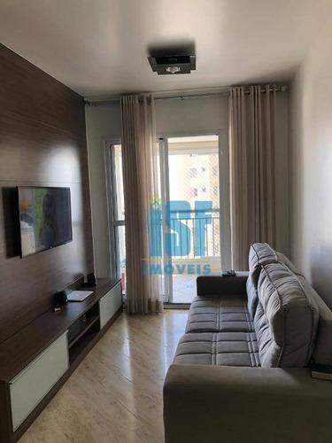 Imagem 1 de 30 de Apartamento Com 3 Dormitórios À Venda, 70 M² Por R$ 530.000,00 - Vila Yara - Osasco/sp - Ap25112