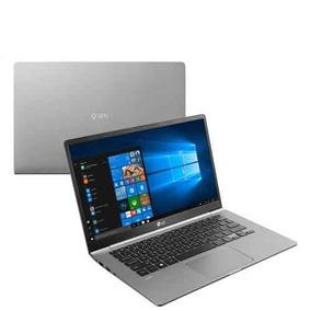 Notebook Lg I5 8250u 8gb 256gb 14 Titânio 14z980-g.bh51p1
