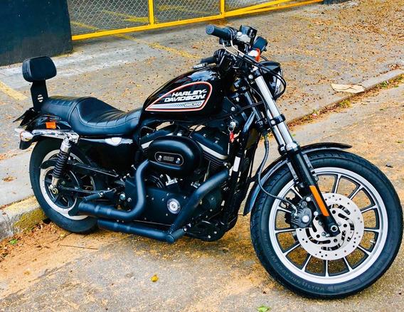 Harley Davidson 883r - 2012 - Impecável