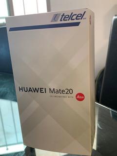 Huawei Mate 20 Leica 128gb + 4 Ram Nuevo Libre Sellado Nacio