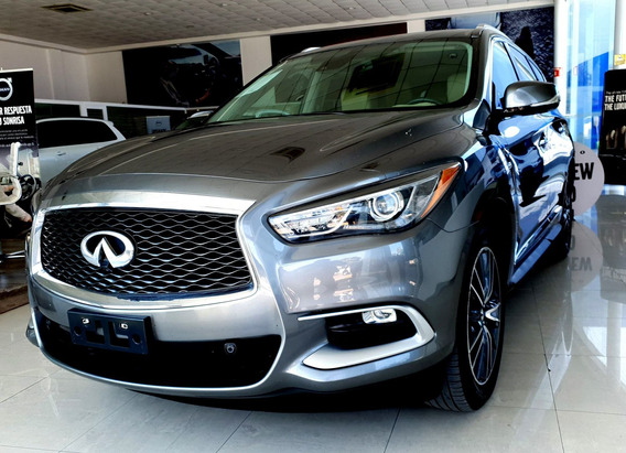 Infiniti Qx60 2017 3.5 Perfection 4x4 Cvt