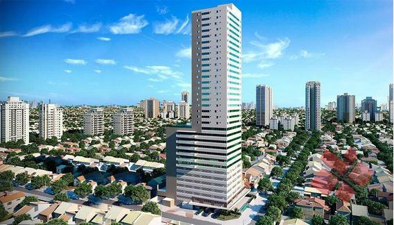 Apartamento Com 1 Quarto No Setor Marista Em Goiânia/go. - Ap0220