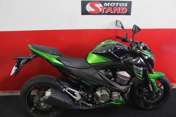 Kawasaki Z 800 Z800 Z-800 2016 Verde