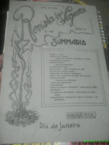 Revista De Seguros 166 Abril 1935 - Publicação Mensal Abilio