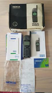 Nokia 6180i Reliquia Para Colecionador