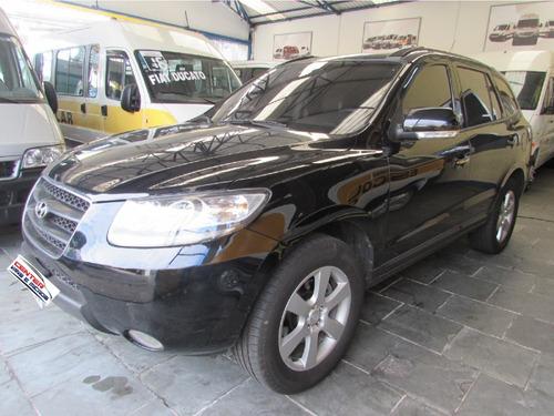 Hyundai Santa Fé 2009 Preta
