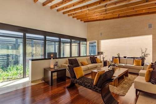 Preciosa Residencia En Venta En Desierto De Los Leones