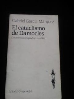 García Marquez: El Cataclismo De Damocles (1986)
