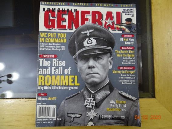 Revista Armchair General 2 Maio 2005 Adolf Hitler R448