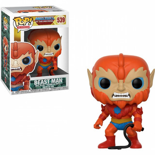 Funko Pop He-man Masters Of The Universe Beast Man #539