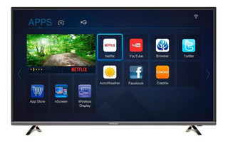 "Smart TV Hyundai 4K 60"" HYLED-60UHD"