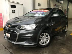 Impecable Chevrolet Sonic Ls T/m 2017