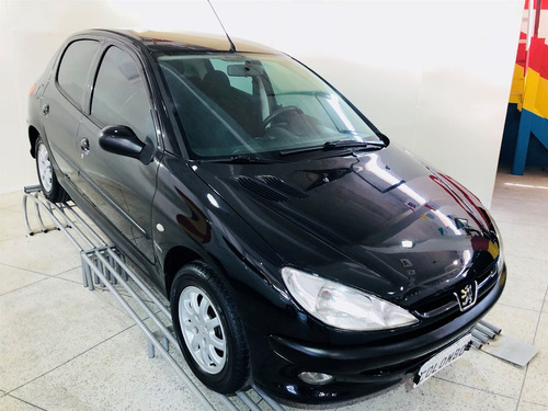 Peugeot 206 1.4 Holiday 8v Gasolina 4p Manual