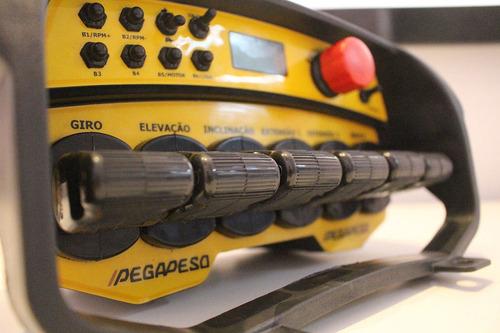 Controle Remoto Guindaste Munck - Instalado=palfinger,madal