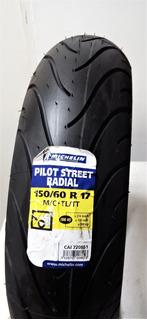 Llantas Michelin 150/60r-17 Y 110/70-17 Pilot Street