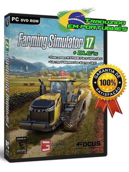 Farming Simulator 2017 Pc Ed Deluxe Dlc