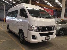 Nissan Urvan 12 Pasajeros Std 5 Vel Ac 2015