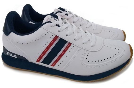 Tênis Fila Footwear Retro Branco