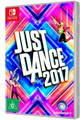 Just Dance 2017 - Switch - Pronta Entrega!