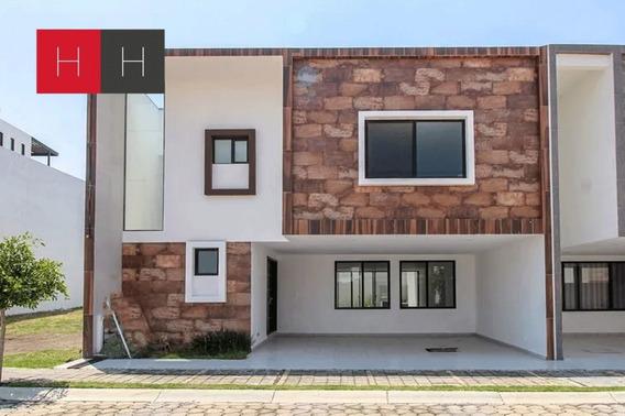 Casa En Renta En Cluster Queretaro