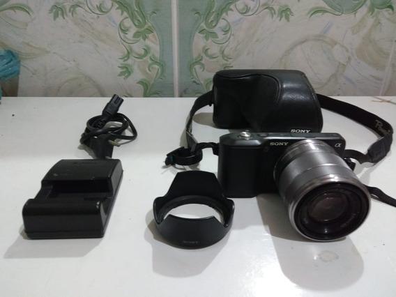 Câmera Sony Alpha Nex-3a