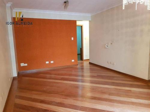 Imagem 1 de 23 de Apartamento Com 3 Dormitórios À Venda, 100 M² Por R$ 930.000,00 - Cerqueira César - São Paulo/sp - Ap47936