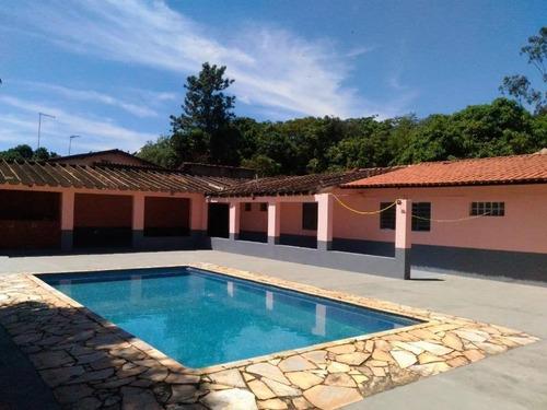 Chácara A Venda Jardim. Monte Belo Campinas Sp. - Ch0044